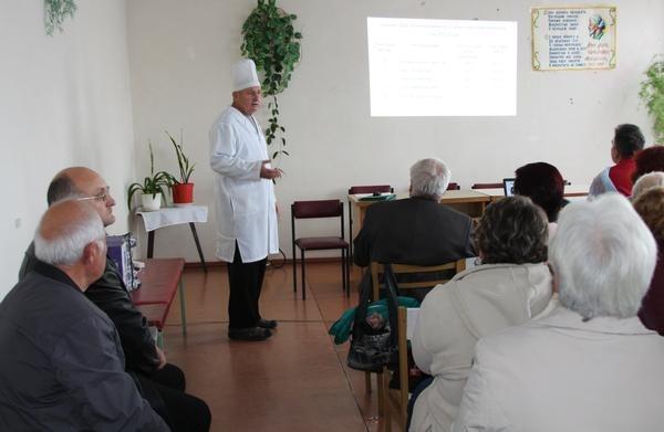 В Белгороде-Днестровском прошла конференция врачей-онкологов (ФОТО)