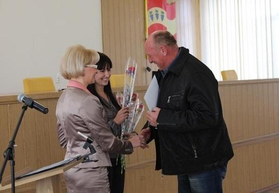 В Белгород-Днестровском педагогов поздравили с профессиональным праздником (ФОТО)