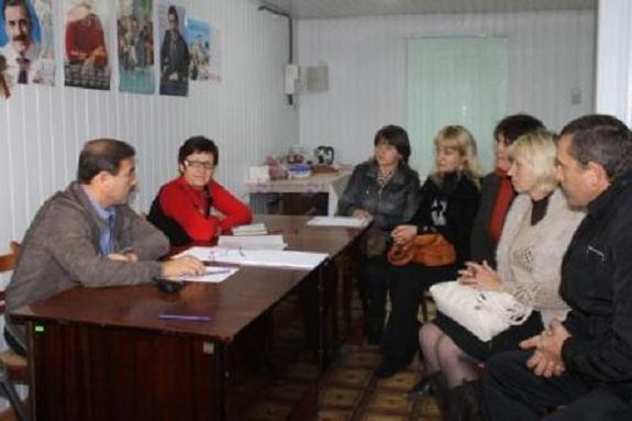 Антон Киссе провёл приёмы жителей в Арцизском и Тарутинском районах (ФОТО)