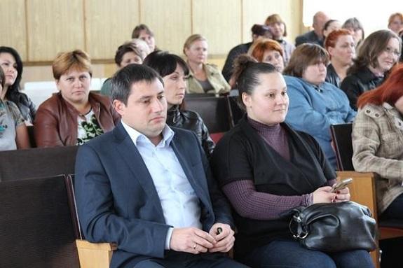 В старейшей школе Белгород-Днестровского прошла родительская конференция (ФОТО)