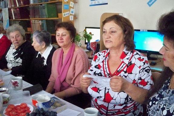 В Арцизе обсудили проблемы пожилых людей (ФОТО)