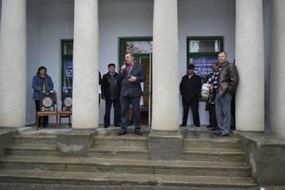 В Болградском районе открыли фельдшерско-акушерский пункт