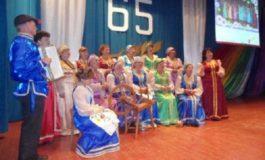 Антон Киссе поздравил народный ансамбль «Русские посиделки» с юбилеем