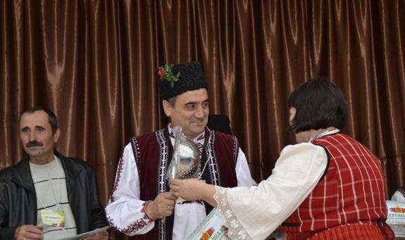 Фестиваль «Хасан-Батыр есен — 2013» в селе Виноградное