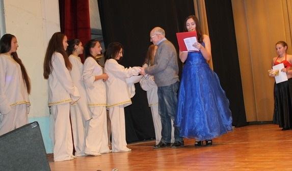 Финалисты конкурса «Феерия талантов Бессарабии» на «Співограй-2013»