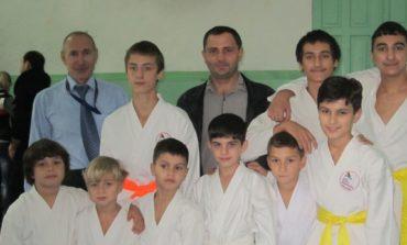 В Болграде соревновались каратисты (ФОТО)