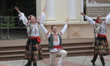 Праздник национальных культур и съёмки телешоу в Белгород-Днестровском