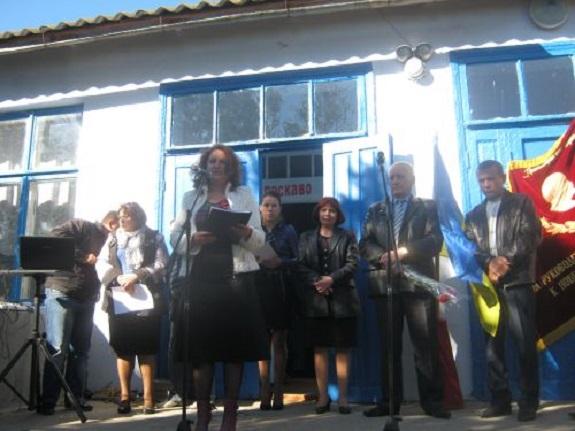 В Арцизском районе открыли мемориальную доску знаменитому кукурузоводу