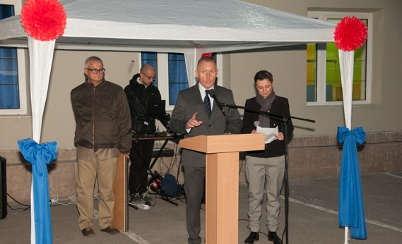 Открытие первой французской школы в Одессе