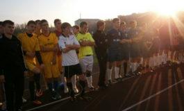 Кубок молодёжных команд Бессарабии в Сарате