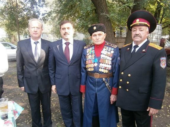 Антон Киссе посетил фестиваль «Казацкая Бессарабия» в Саратском районе (ФОТО)