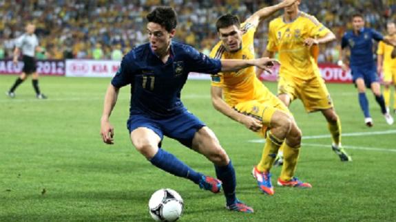 Сборная Украины сыграет в стыковых матчах ЧМ-2014 против сборной Франции