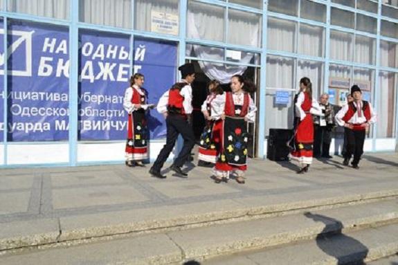 В Болградском районе после ремонта открыли сельский дом культуры
