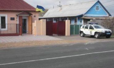 В Саратском районе открыли «Дом шерифа»