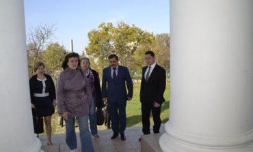 Нардеп показал членам рабочей группы Верховной Рады достопримечательности Болграда (ФОТО)