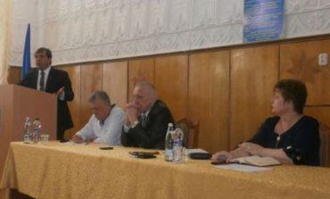 В Арцизе обсудили проблемы медицинского обслуживания сельского населения
