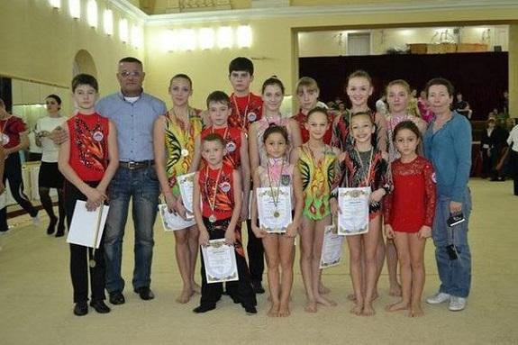 Белгород-днестровские акробаты завоевали медали на чемпионате Украины (ФОТО)