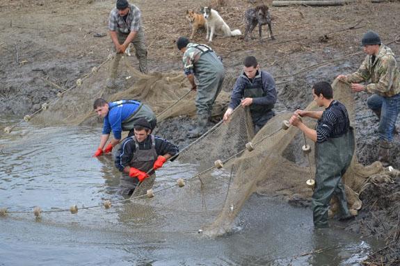 рыбалка в болградском