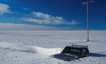 Болградская районная власть не справляется со снегопадом