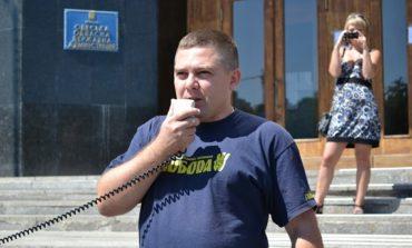 Главе одесской «Свободы» мерещатся «титушки» из Донецкой области