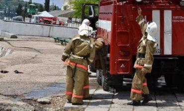 В селе Лиманское намерены открыть местную пожарную команду