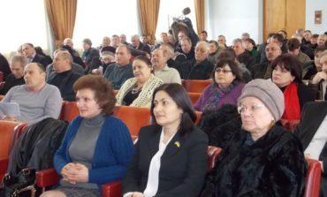 Депутаты Болградского района приняли обращение к жителям по поводу ситуации в стране (ФОТО)