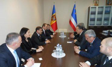 Антон Киссе, Мария Попова и Юрий Димчогло побывали с рабочим визитом в Молдове