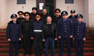 В Беляевском районе улицы патрулируют казаки