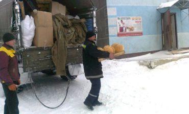 Спасатели обеспечили продуктами питания жителей Измаильского района