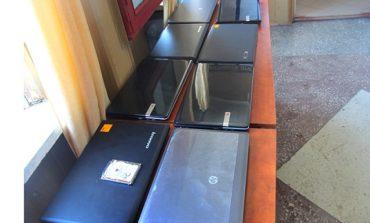 Белгород-днестровские пограничники перехватили контрабандные ноутбуки