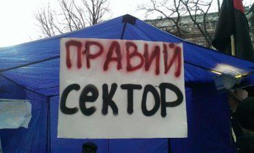Одесский «Правый сектор» не решился физически противостоять «дружинникам»
