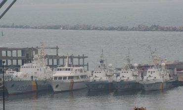 В Одессу из Крыма прибыли корабли морской охраны Украины