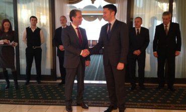 Министр иностранных дел Болгарии встретился с новоявленным губернатором Одесской области