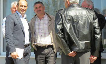 Юрий Димчогло провёл приём избирателей в Болградском районе (ФОТО)