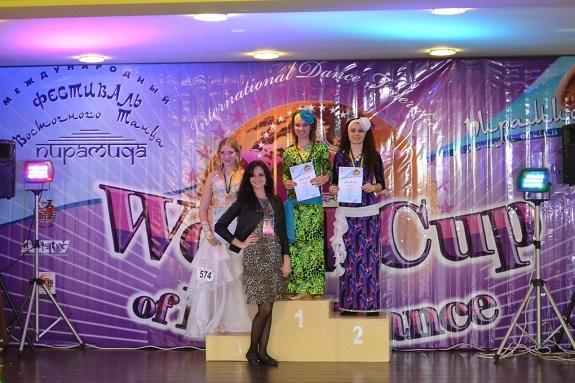 Восточные танцовщицы Измаила покорили Кубок мира-2014 (ФОТО)