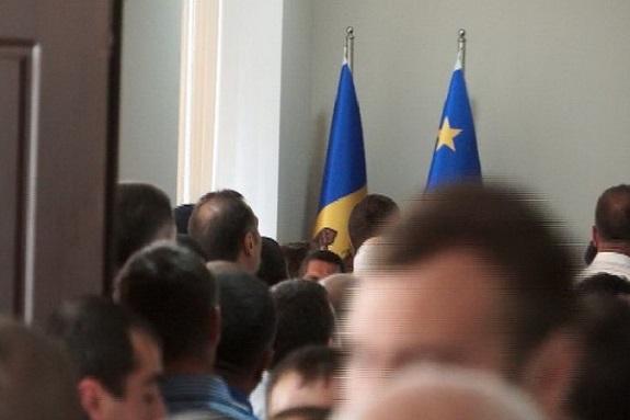 В Гагаузии происходит попытка государственного переворота, руководство автономии блокировано (ВИДЕО) (ОБНОВЛЕНО, 10:28)