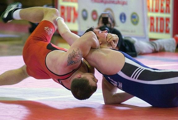 Уроженцы Бессарабии вышли в финал Чемпионата Украины по вольной борьбе