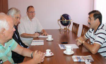Бессарабский нардеп встретился с миссией ОБСЕ (ФОТО)