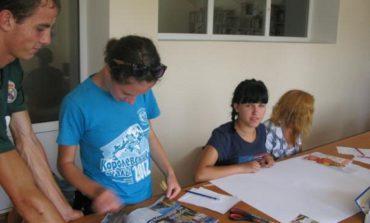 Центр занятости Белгород-Днестровского провел встречу с детьми Донбасса (ФОТО)