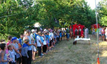 В Татарбунарском районе проходит Всеукраинский сбор скаутов (ФОТО)