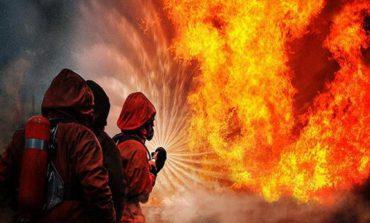 В Белгород-Днестровском районе горел гараж, есть пострадавшие