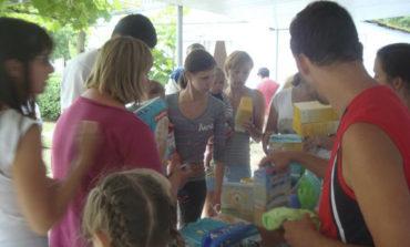 Жители Белгорода-Днестровского помогают нуждающимся семьям из Донбасса (ФОТО)