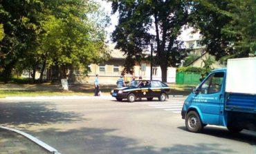 В Измаиле произошло ДТП с участием сотрудников милиции