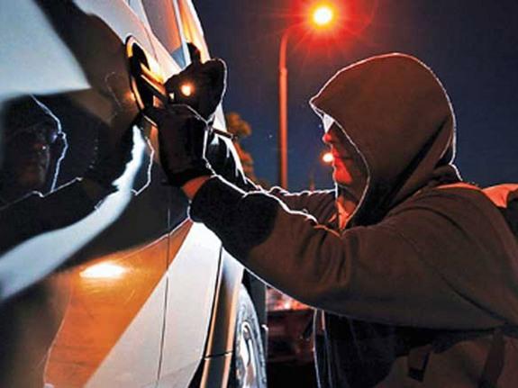 В Белгород-Днестровском поймали пьяного автоугонщика