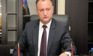 Смешанную избирательную систему предложил внедрить в Молдове президент страны