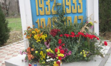 В Арцизе также почтили память жертв Голодомора (ФОТО)