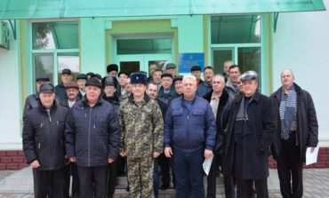В Измаиле состоялось собрание совета ветеранов погранотряда (ФОТО)