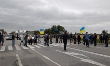 Жители Теплодара протестуют против повышения тарифов ЖКХ