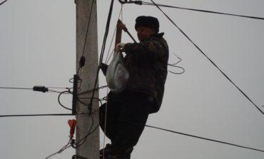 В Болградском районе решали вопрос освещения улиц (ФОТО)