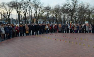 В Измаиле почтили память жертв Голодомора 1932-1933 годов (ФОТО)